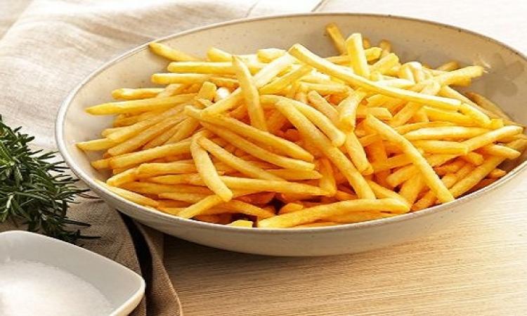 أي المطاعم التى تقدم بطاطس مقلية صحية ؟