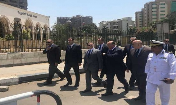 بالصور .. وزير الداخلية : لن نتهاون مع من يرفع السلاح فى وجه المصريين