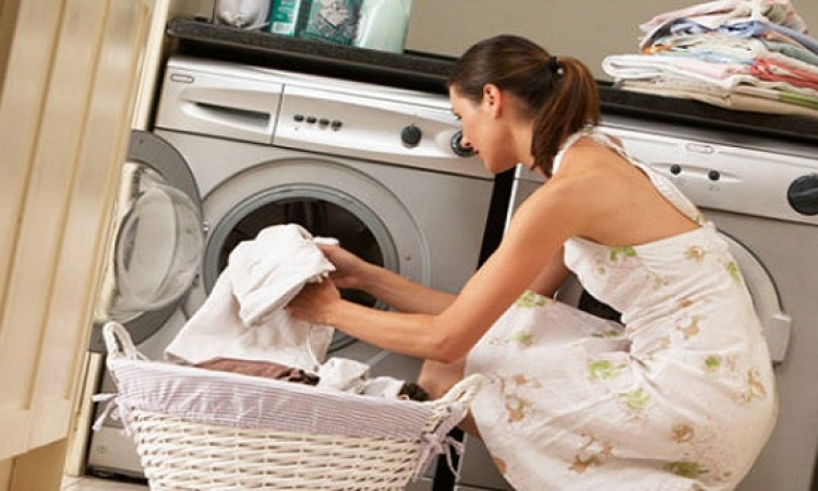 لا تستخدمى الدورة السريعة لغسيل الملابس