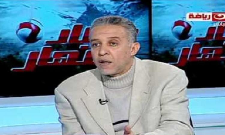 وفاة عبد الرحيم محمد أثناء تحليل مباراة مصر والسعودية