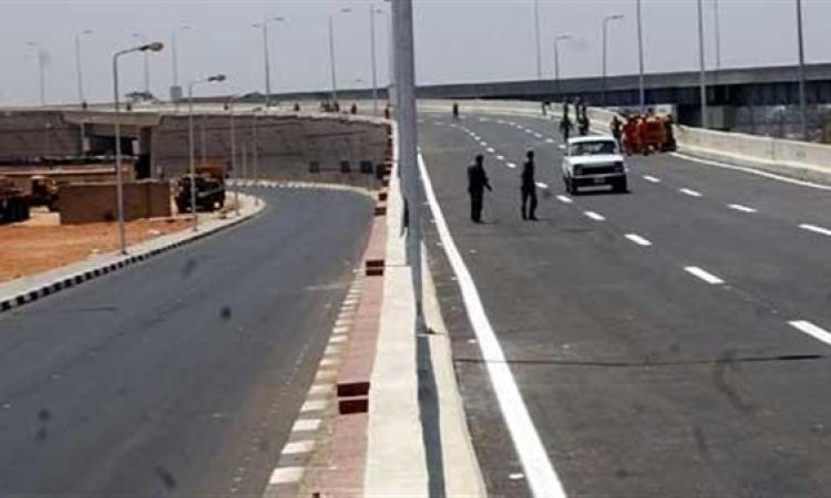 فتح محور الشهيد بمدينة نصر بعد انتهاء أعمال إنشاء كوبرى امتداد محور المشير