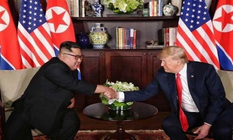 ترامب يتطلع إلى قمة ثانية مع زعيم كوريا الشمالية