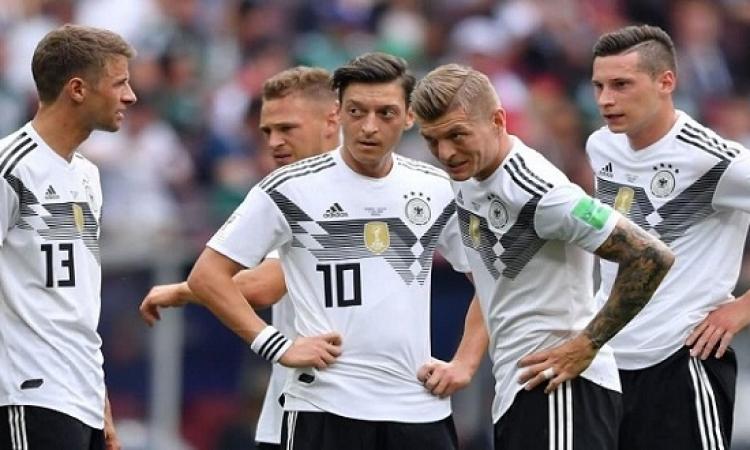 ألمانيا تسعى لحسم تأهلها لثمن النهائى أمام كوريا الجنوبية