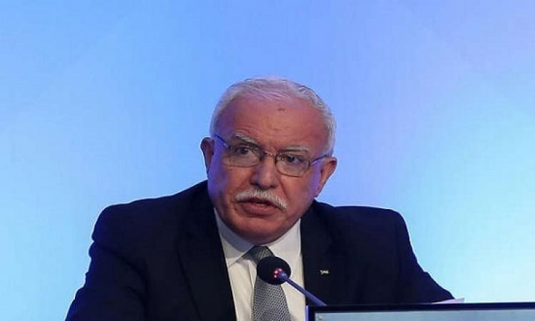 وزير الخارجية الفلسطيني : الفيتو الأمريكي سقطة أخلاقية وعمى سياسي
