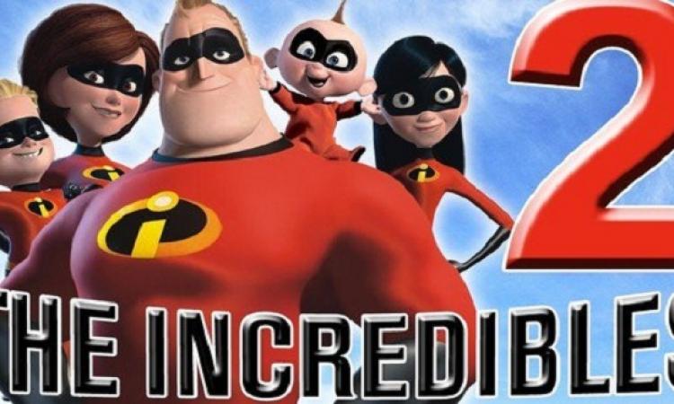 بالفيديو.. Incredibles 2 يحصد 180 مليون دولار باليوم الأول لعرضه