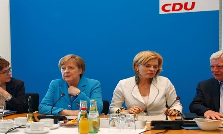 ميركل: خطة تنظيم الهجرة ستؤدى للقضاء على الانشقاق بالاتحاد الأوروبى