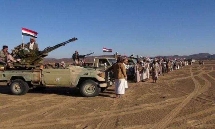 مقتل 19 من الحوثيين فى هجوم للجيش اليمنى بصعدة