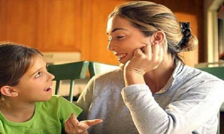 كيف تتعاملين مع أسئلة الطفل الفضولى