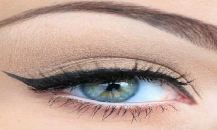4 خطوات لعمل مكياج لإبراز العيون الضيقة لتبدو أوسع