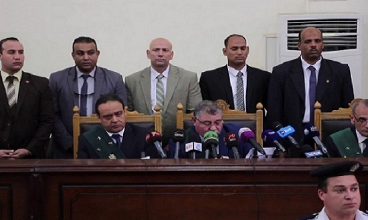 إحالة أوراق 75 متهماً فى قضية فض رابعة للمفتى أبرزهم البلتاجى والعريان وحجازى