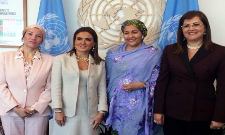 الأمم المتحدة تشيد بالإصلاح المصرى .. ومفاوضات على 1.2 مليار دولار