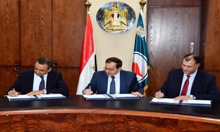 وزارة البترول توقع اتفاقية للبحث بخليج السويس باستثمارات 46 مليون دولار