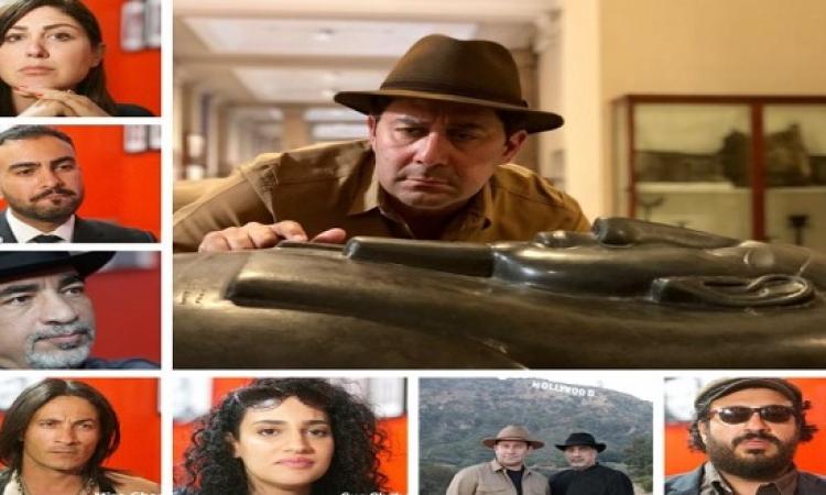 gangs of california أول فيلم مصرى يتم تصويره بهوليود عن تهريب الآثار