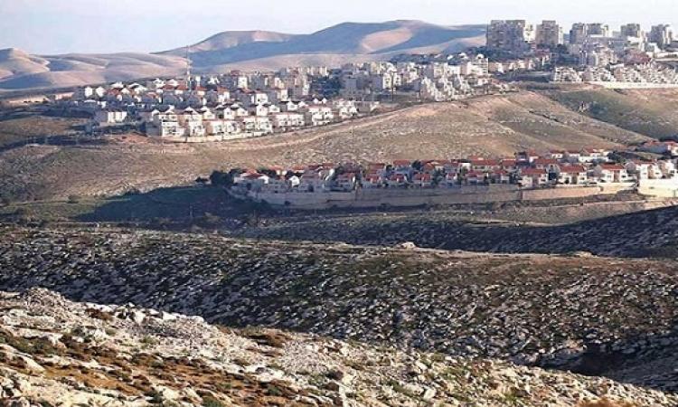 اسرائيل تصادر عشرات الكيلو مترات فى منطقة الاغوار لأغراض عسكرية