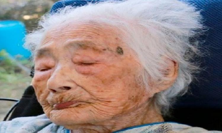 وفاة أكبر معمرة بالعالم عن عمر 117 عام