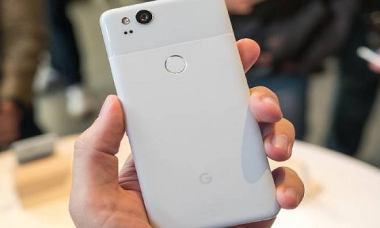قريبًا .. جوجل تطرح هاتفها الجديد ناصع البياض