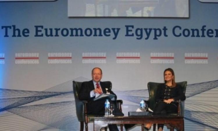 "انطلاق مؤتمر ""يورومني مصر 2018"" بحضور 4 وزراء"