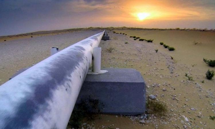 الغاز المصرى يصل الأردن يناير المقبل