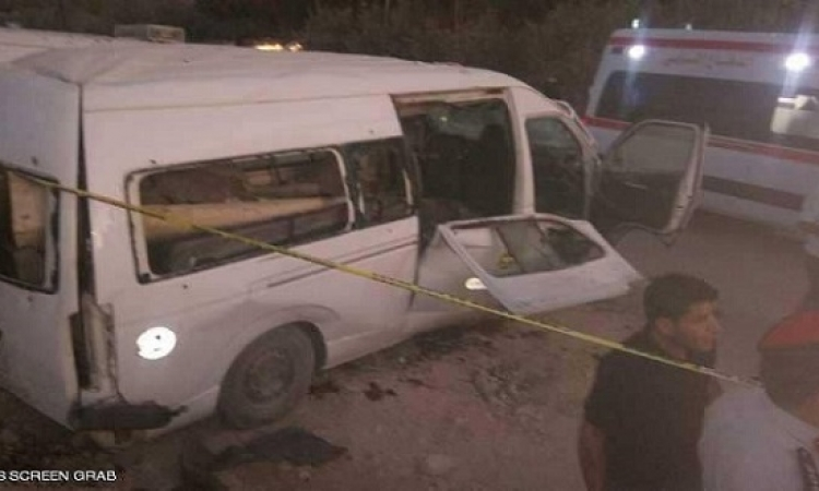 تفجير ارهابى شرق عمان يقتل ويصيب 7 جنود اردنيين