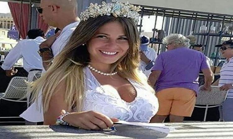 بالصور .. حفل زفاف منة حسين فهمى على شاطىء بالساحل الشمالى