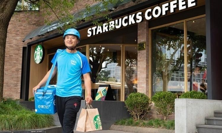 شراكة بين ستاربكس وعلي بابا لنقل تجربة العميل في قطاع القهوة في الصين