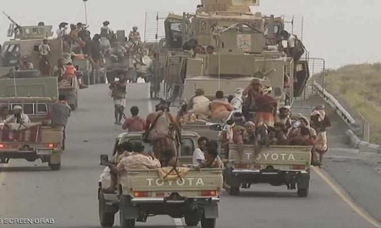 المقاومة اليمنية تتقدم فى الحديدة وتسيطر على مقار حكومية بالدريهمي