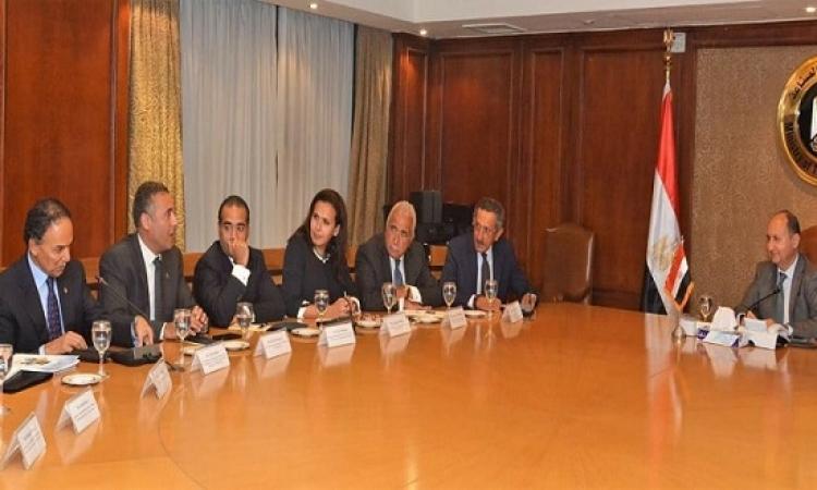 ممثلو 60 شركة أمريكية يزورون القاهرة لبحث الفرص الاستثمارية