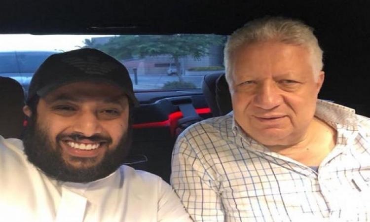 مرتضى يلقى بمسئولية التعادل على الحكم و يهدد بالانسحاب من البطولة العربية