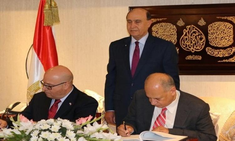 تعاون مصري ألماني لتنمية منطقة شرق بورسعيد