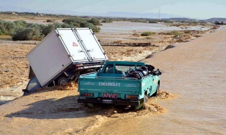 تغيرات مناخية خطيرة تهدد عدة محافظات