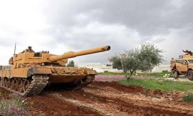 القوات التركية تستعد لبدء العملية العسكرية شمال سوريا خلال ساعات