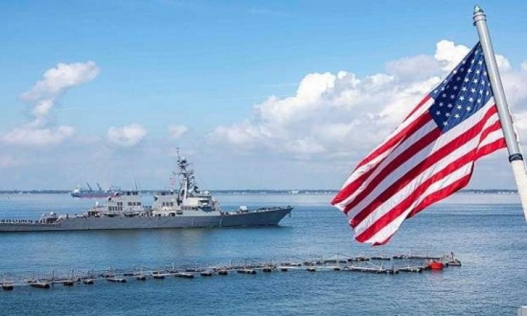 "واشنطن تهدد روسيا بـ""حصار بحري"""