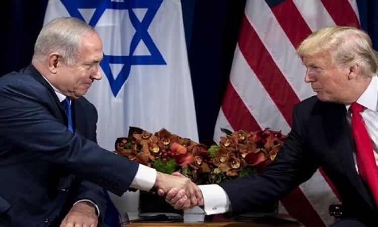 ترامب يعلن تأييده لحل الدولتين ويتحدث عن خطة لتحقيق السلام بين الفلسطينيين والاسرائيليين