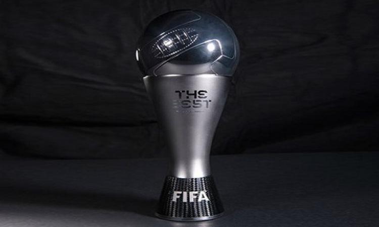 فيفا يعلن اليوم أفضل لاعب فى العالم من بين صلاح ورونالدو ومودريتش