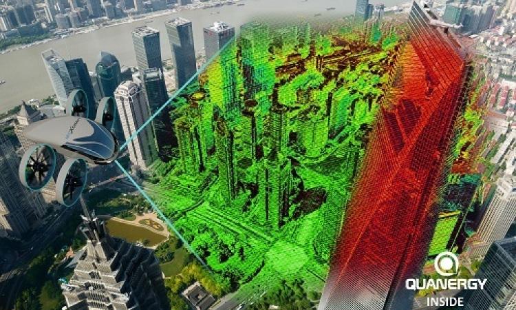 اختيار كوانيرجي لتكون الشريك الحصري لتقنية ليدار من قبل شركة في آر سي أو