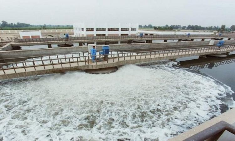 اعتماد 1.5 مليار جنيه لمشروعات المياه والصرف الصحى