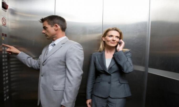 إتيكيت وأصول استخدام المصعد