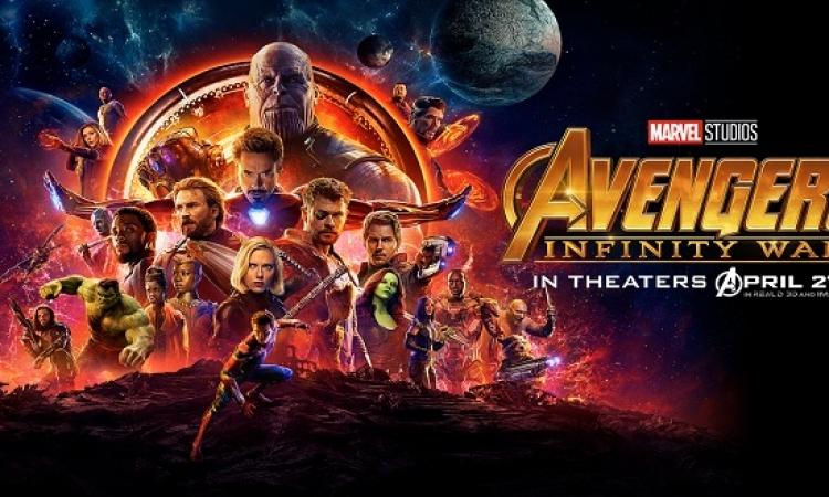 انتهاء تصوير الجزء الرابع من Avengers: Infinity War