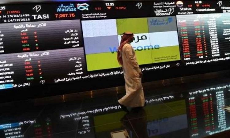 مؤشر البورصة السعودية عند أدنى مستوياته منذ يناير