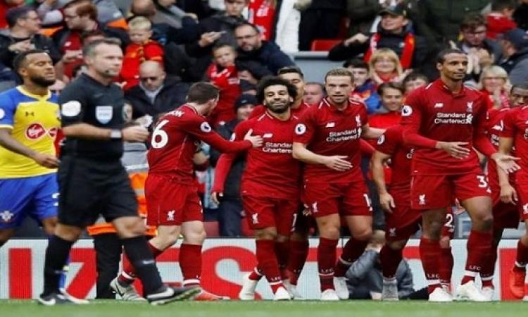 ليفربول يسعى لخطف الصدارة من نابولى أمام النجم الأحمر