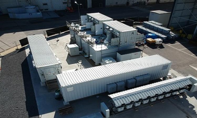 سي إم آي تُطلق أكبر مصنع لتخزين الطاقة الصناعية في أوروبا