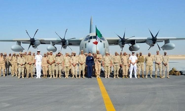 مصر تستضيف درع العرب -1 بمشاركة 8 دول عربية للمرة الأولى