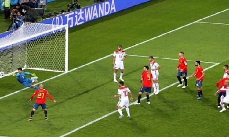 إسبانيا فى اختبار صعب أمام إنجلترا فى تصفيات أمم أوروبا