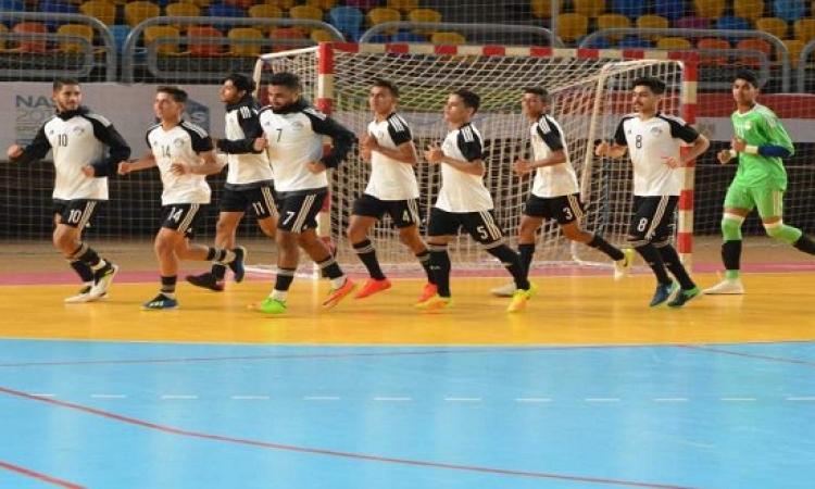 منتخب الصالات فى نصف نهائى الأولمبياد بالأرجنتين بعد الفوز سلوفاكيا