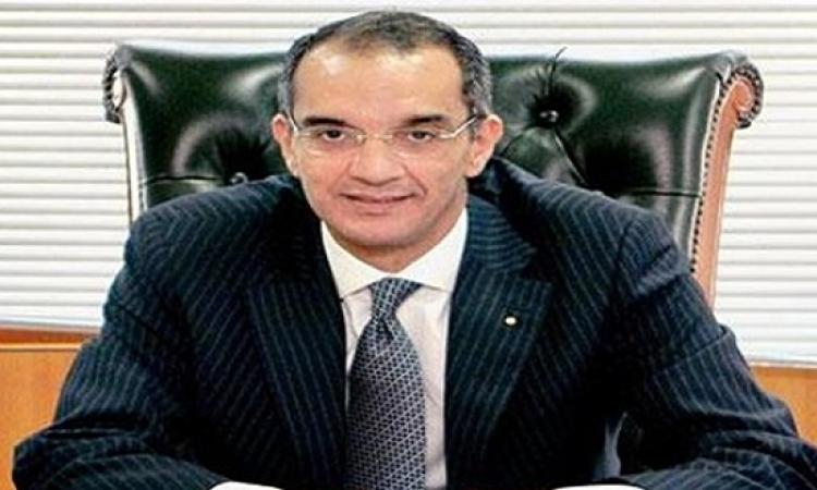 وزير الاتصالات : مصر تنقل 80 % من البيانات القادمة من آسيا وأوروبا