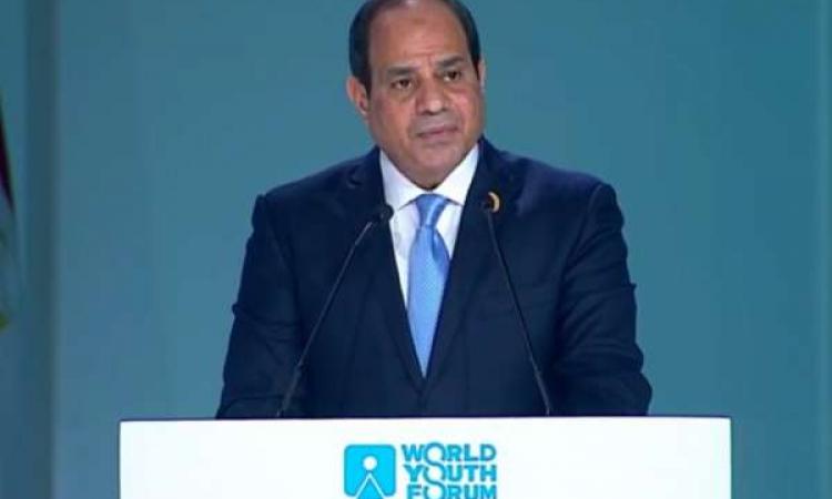 السيسي : مصر ستحرك قواتها إذا تعرض الخليج للخطر