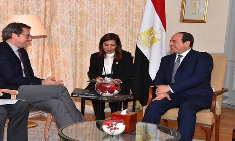 وعود ألمانية رسمية بتوسيع حركة السياحة لمصر