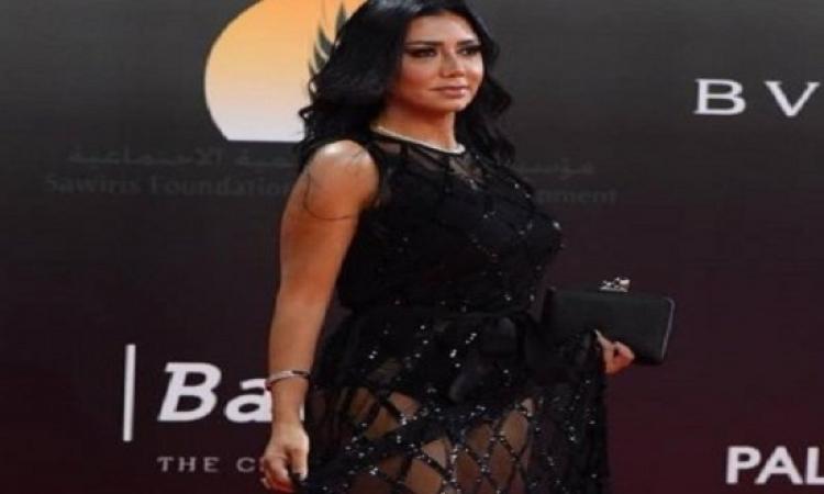 المهن التمثيلية تصدر بيانا بعد أزمة فستان رانيا يوسف بمهرجان القاهرة