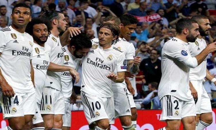 الريال يسعى لاستعادة في دوري أبطال أوروبا أمام جالطة سراي