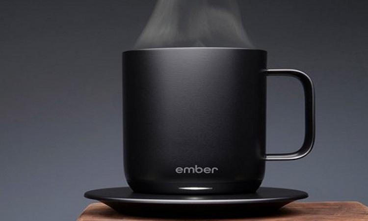 الكوب الذكى Ember يحفظ مشروبك بحرارة مثالية طوال اليوم